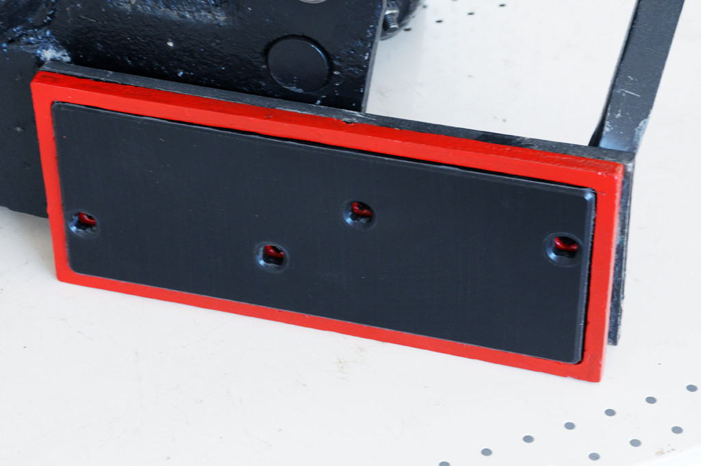 Полевая доска со вставкой из Текrоne для плуга ПЛН (усиленная)