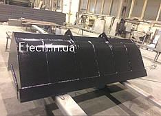 Ковш на телескопический погрузчик Manitou, JCB, CLAAS, BobCat, Massey Ferguson 1.5м³