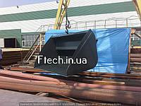 Ковш на телескопический погрузчик Manitou, JCB, CLAAS, BobCat, Massey Ferguson 2.5м³ , фото 1