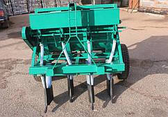 Чесночная сажалка для трактора 4-х рядная
