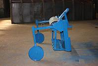 Чесночная копалка для трактора под ВОМ ST-8, фото 1