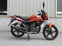 Мотоцикл HORNET GT-150 (150куб.см), кирпичный, фото 1