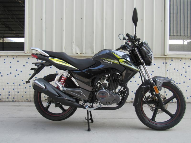 Мотоцикл HORNET GT-150 (150куб.см),мокрый асфальт