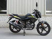 Мотоцикл HORNET GT-150 (150куб.см),мокрый асфальт, фото 1