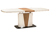 Стол обеденный деревянный CANGAS Signal белый