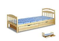 """Детская кровать из дерева """"Карина Комби"""""""