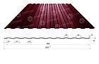 Профнастил для стен ПС/ПК 6 полиэстер глянец, фото 2