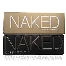 Палетка тіней для повік Naked Kiss Crown Urban Decay (12 кольорів/набір), фото 2