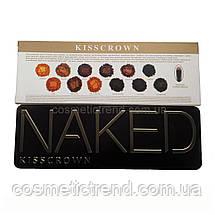 Палетка тіней для повік Naked Kiss Crown Urban Decay (12 кольорів/набір), фото 3