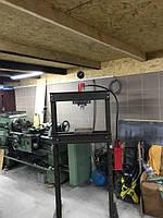 """Гидравлический пресс 30 Тонн с манометром и двухступенчатым насосом """"TitanMaster"""" , фото 1"""