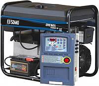 Трехфазный дизельный генератор 15000ВА