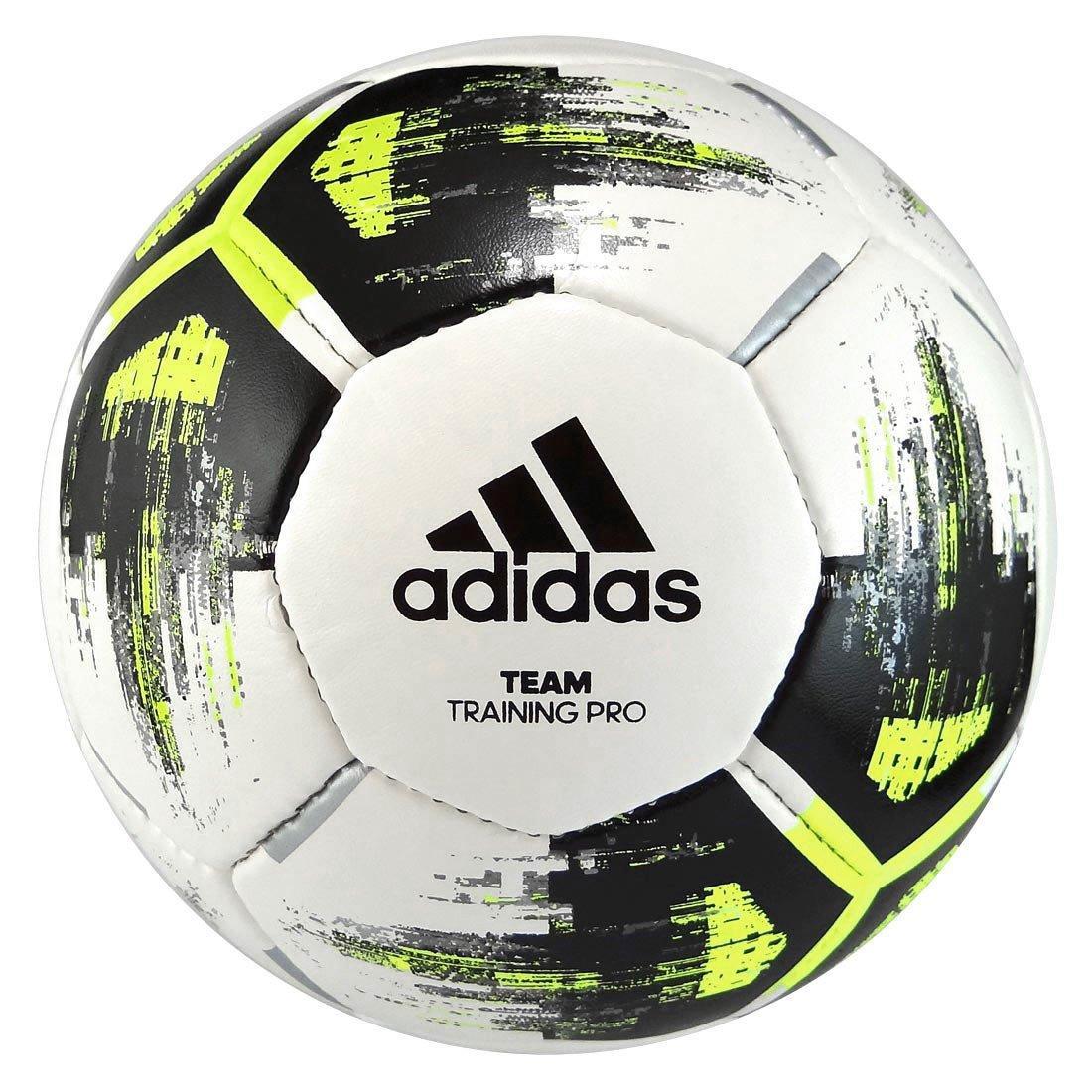 Мяч футбольный Adidas Team Training Pro №5 CZ2233 Белый (4059812539129)