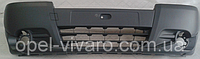 Бампер передний под противотуманки 06- пассаж. NISSAN PRIMASTAR 00-14 (НИССАН ПРИМАСТАР)
