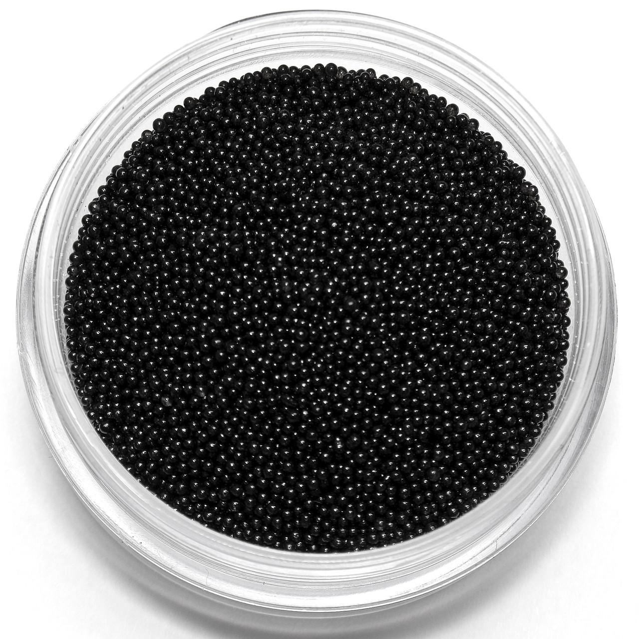 Бульенки черные