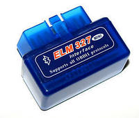 Адаптер для диагностики авто, OBD2 ELM327 mini BT, диагностический автосканер, мультимарочный автосканер,