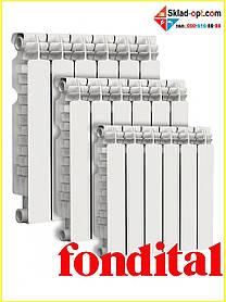 Биметаллический радиатор Fondital Alustal 500/100, Италия