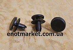 Нажимное крепление накладки бампера Opel Astra / Vectra / Zafira. ОЕМ: 1406925, 9130754