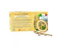 Деревянная игрушка Пазлы 3D Роза Ветров идр 0153 Пизанская башня, 193 дет