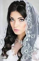 Свадебные - церковные шарфы платки палантины