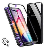 Металлический чехол для Samsung Galaxy A50 2019 (A505) Magnetic