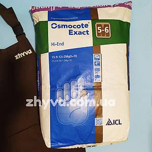 Osmocote Exact Hi.End (15-9-12+TE) 5-6 міс. 25кг /4-те покоління/ (Осмокот)