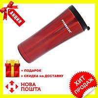 Термокружка Starbucks-3 (6 цветов) Красная, фото 1