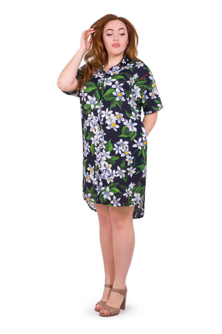 Женская рубашка 1821-7