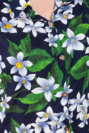 Женская рубашка 1821-7, фото 3