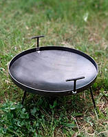 Сковорода из диска бороны 50 см