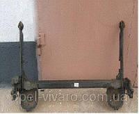 Балка задней подвески голая NISSAN PRIMASTAR 00-14 (НИССАН ПРИМАСТАР), фото 1