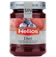 """Джем """"Лесные ягоды"""" без сахара 280 грамм"""