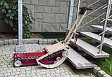 Ступенькоход подъемник лестничный TK 100 Устройство для устранения барьеров архитектурных., фото 4