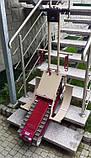 Ступенькоход подъемник лестничный TK 100 Устройство для устранения барьеров архитектурных., фото 5