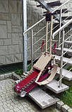 Ступенькоход подъемник лестничный TK 100 Устройство для устранения барьеров архитектурных., фото 6