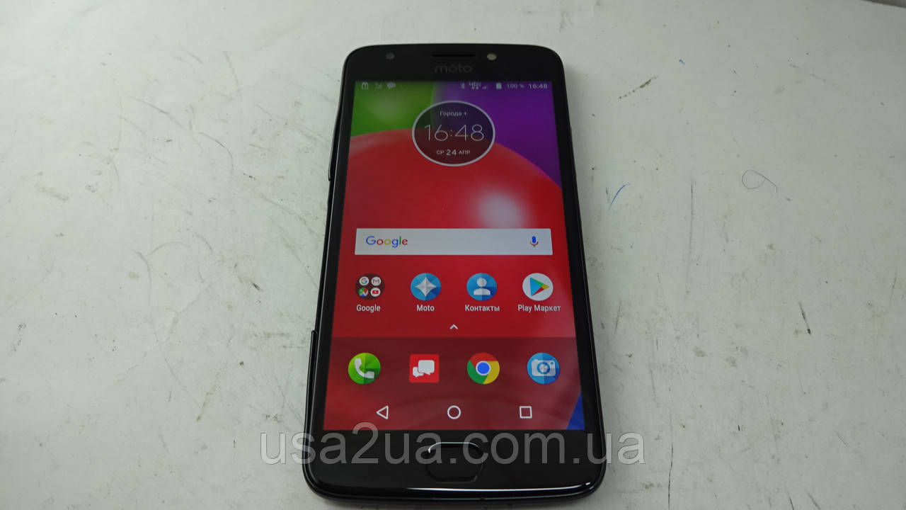 УЦЕНКА! Смартфон Motorola Moto E4 XT1767 Кредит Гарантия Доставка