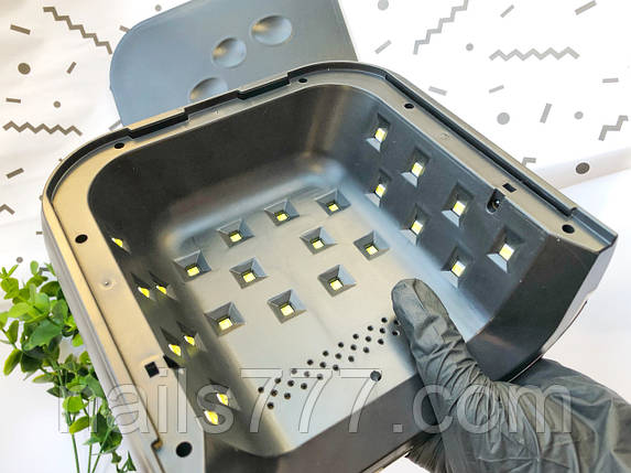 Лампа LED/UV для маникюра Sun 3Х 48Вт, фото 2
