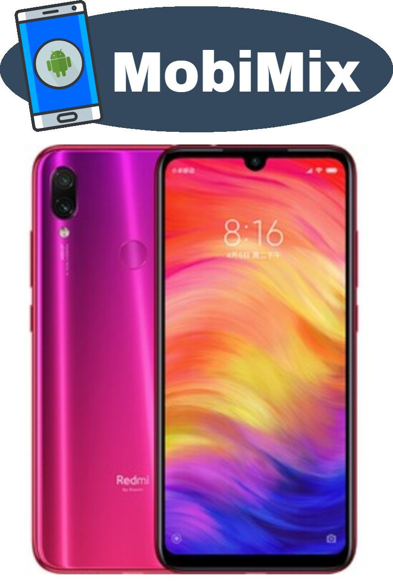 Xiaomi Redmi Note 7 6/64GB Nebula Red