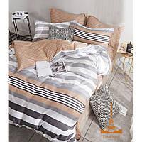 Евро комплект постельного белья сатин tl 180851