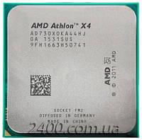 Процессор AMD Athlon II X4 730 2.8GHz (AD730XOKA44HJ) Socket FM2, 4 ядра, 65W