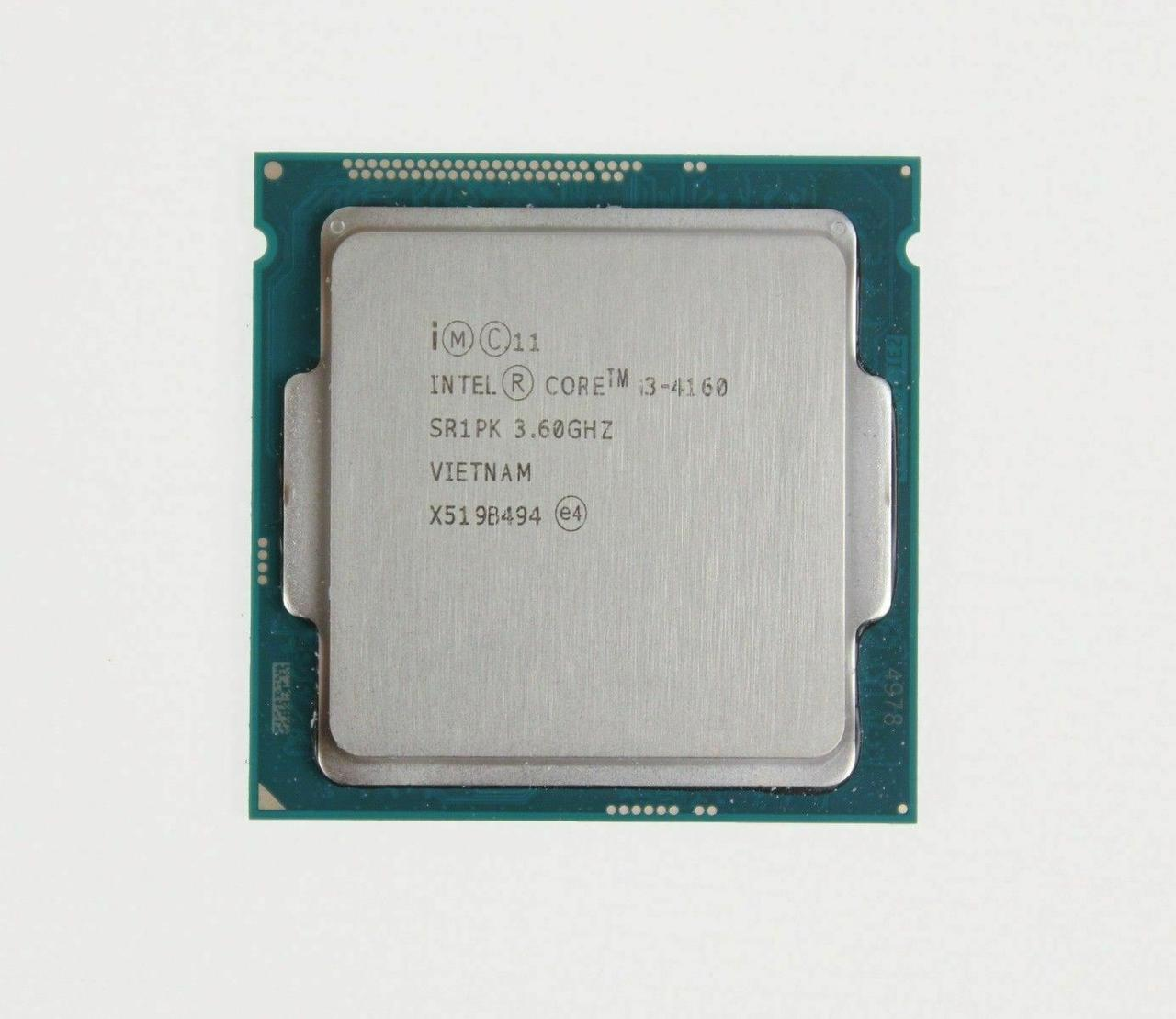 Процессор Intel Core i3-4150 3.60GHz/3M/5GT/s (SR1PK) s1150, tray