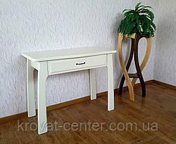 """Белый туалетный столик с пуфиком """"Для королевы"""", фото 3"""