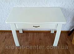 """Белый туалетный столик с пуфиком """"Для королевы"""", фото 2"""