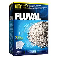 Наполнитель для фильтра Fluval «Ammonia Remover» (3 x 150 г)