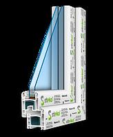 Металлопластиковые окна Steko R 400