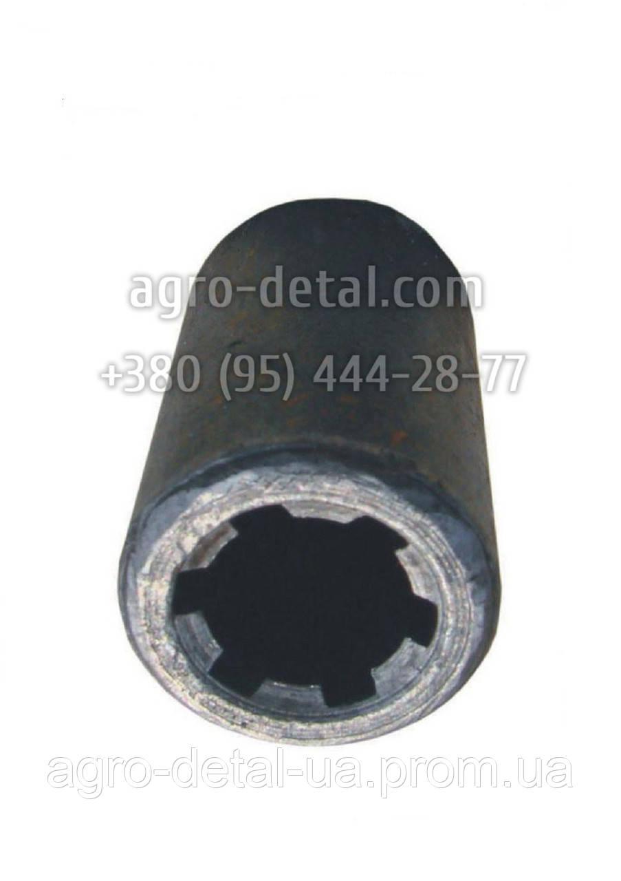 Втулка шлицевая 45-3401023 механизма рулевого управления трактора ЮМЗ 6