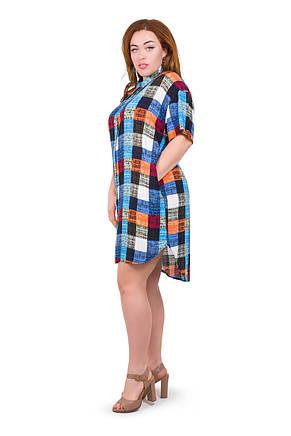 Женская рубашка 1826-9, фото 2
