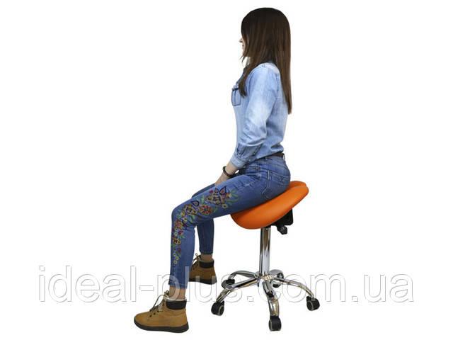 Стілець-сідло з розсувним сидінням 4008