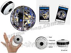 Панорамная камера PoliceCam Panoramic 360 WiFi