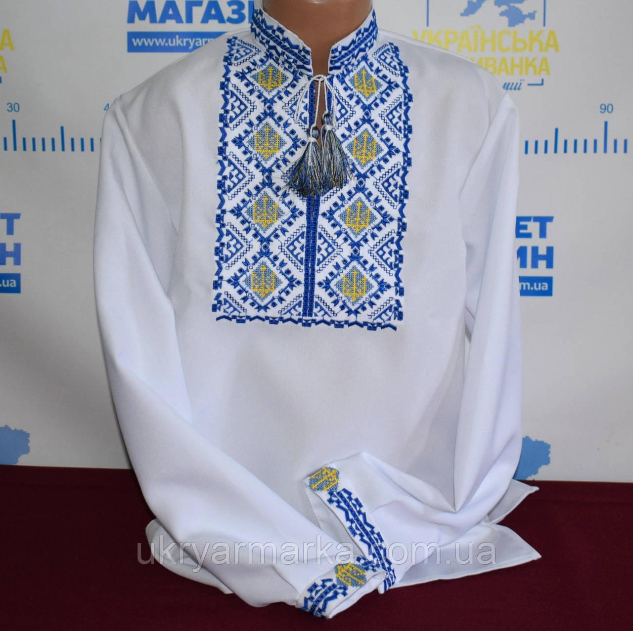 """Вишита сорочка для хлопчика """"Національна"""""""