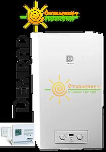 Demrad NEPTO HKT2-20 Газовый котел турбированный с битермическим теплообменником